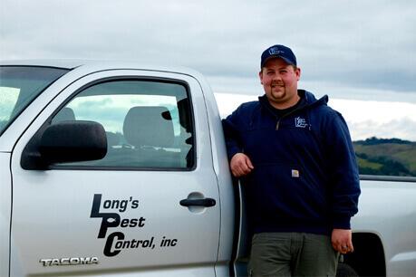 Long's Pest Control Roseburg OR